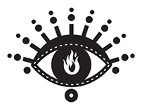 Dilated Peoples theme camp Logo