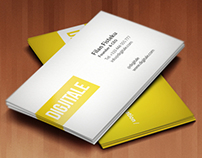 Digjitale Logo/Business Card