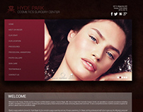 Hydepark Cosmetics Website