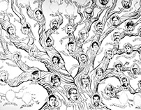 Draper and Desjardins Family Tree