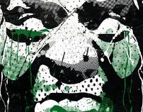 Kevin Garnett -Killer Instict T-shirt