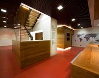 Oficinas Centrales de Cupa Group