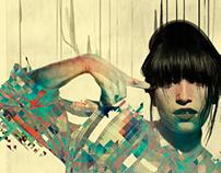 Ana Tijoux portrait -self promotion