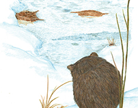 Bear Mouse Short Story Sampling