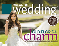 Orlando Wedding Magazine Fall/Winter 2013