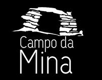 Campo da Mina - brand design