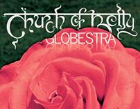 Church of Betty GLOBESTRA (album and album cover)