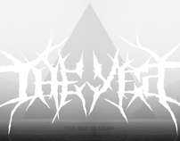 The Yea Death Metal Logo.