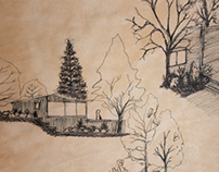 Landscape Design Sketches