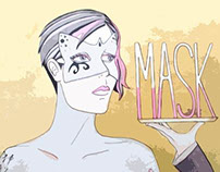 Ladies of Masquerade, Poster Series