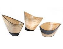 Wood Metal Vessels