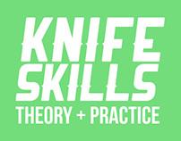 Postcard - Knife Skills (2012)