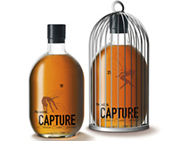 Capture - Whisky Packaging Design