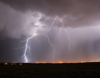 New Mexico Lightning