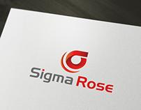 Logo Design - Sigma Rose