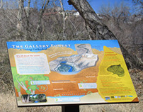 Southwest Nature Preserve Interpretive Signs