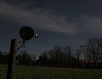 Astrophotography Time-Lapse