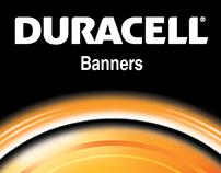 Duracell Banner Ads