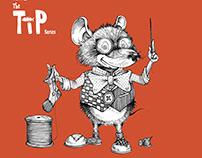 Mr Snip - My Children's Book - Illustrations
