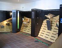 Centro tematico de especies amenazadas de Cazorla