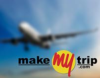 Mobile App- Make My Trip