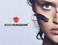 Bodykingdom - Brand Identity Design