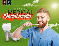 Social media I Dental clinics