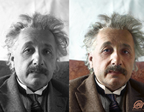 Albert Einstein, 1 March 1921