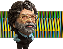 Carlos Cruz Diez Sculpture project