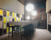 Wine Shop Concept Interior