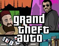 Game Design GTA İstanbul
