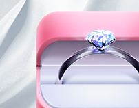 Wedding app icon