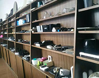 Products Sample room