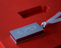 Ferrari 70° anniversary_USB PACK