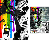 Graphic Design : poster & folder