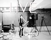 "LIVE IN STUDIO - The Lounge Act - ""Cavemen"""
