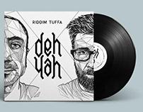 "RIDDIM TUFFA ""Deh Yah"" Album Cover"