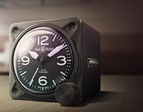 Bell & Ross Clock