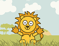 iPhone app, hide and seek didactic game for kids, 2010