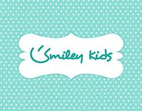 Brand Identity - Smily Kids
