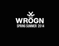 Apparel Wear Wrogn Branding