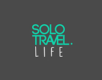 SOLO TRAVEL LIFE / Branding
