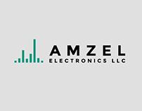 Amzel Electronics Branding