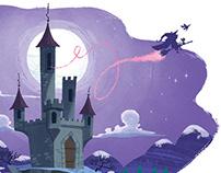 La bruja del castillo