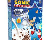 Sonic Corn Flakes