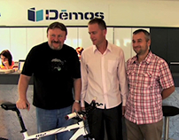 Cycling Summer with Demos