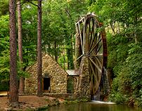 Grist Mills & Covered Bridges