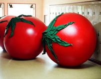 Killer Tomatoes Toys - National Spot