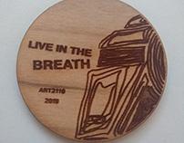 Wooden Coin Design