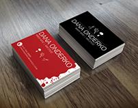 Dana Onderko Business Card